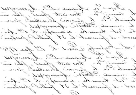 Transfer Letter Print Handwriting Transfer Printable The Graphics
