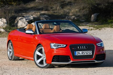Audi Rs5 Cabrio by 2014 Audi Rs5 Cabriolet W
