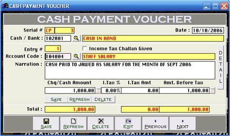 Cash payment voucher format cash payment voucher format loading altavistaventures Choice Image
