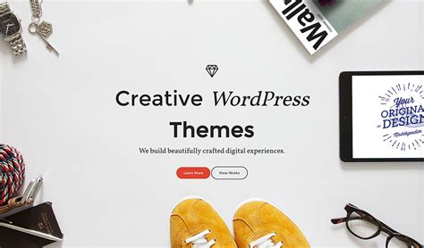 wordpress themes design tutorial pdf 40 modern creative wordpress themes 2018 colorlib
