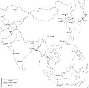 Printable Map Of Asia by East Asia Free Map Free Blank Map Free Outline Map
