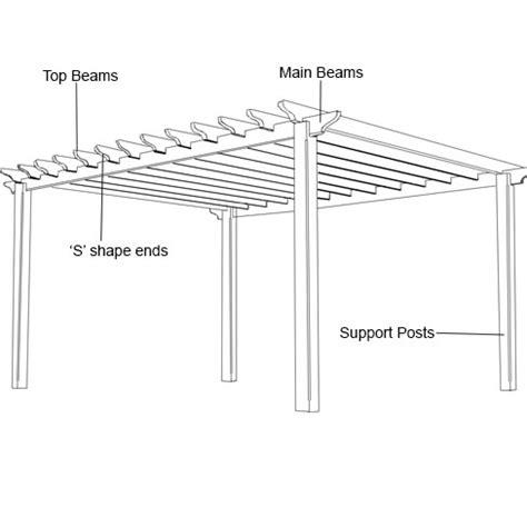 pergola span tables hardwood brokeasshome com