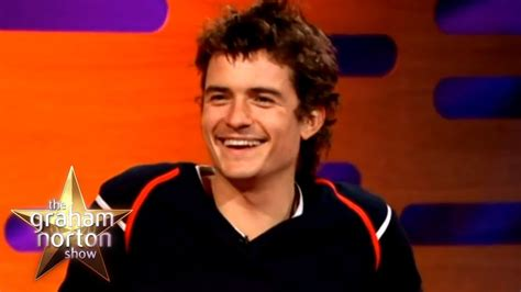 orlando bloom graham norton orlando bloom on the perils of dating when you re famous