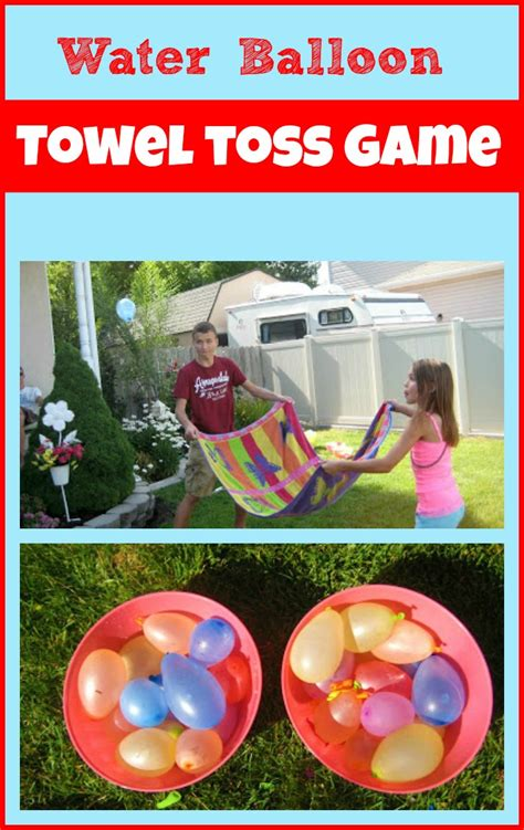 25 Water Games Amp Activities For Kids