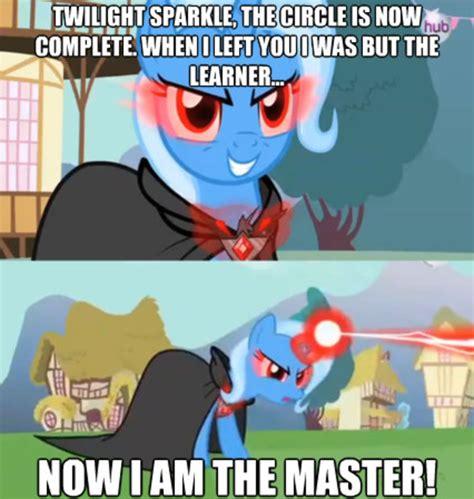 Trixie Meme - darth trixie my little pony friendship is magic know