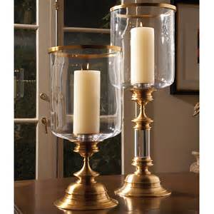 Hurricane Candles Limited Production Design 31 Quot Classic Antique Brass