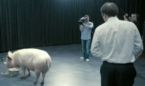 black mirror pig charlie brooker on david cameron piggate amid black