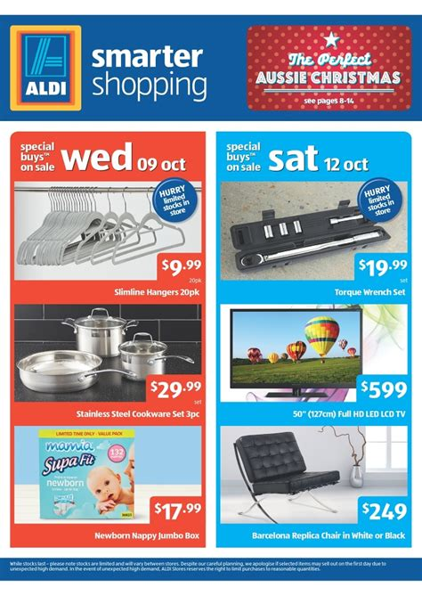 Aldi Tv Cabinet aldi catalogue special buys week 41 2013