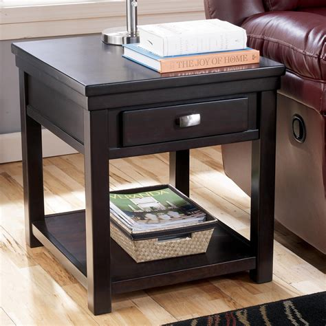 ashley accent tables signature design by ashley hatsuko t864 3 rectangular end
