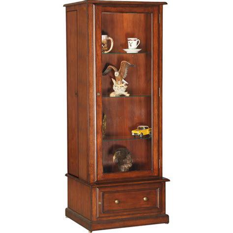 Gun Cabinets Walmart by American Furniture Classics 10 Gun Curio Slider Cabinet