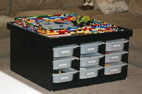 Lego Building Table With Storage by Sipmom 10 Sips For The Weekend 10 Ways To Organize Legos