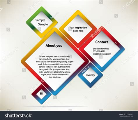 design proposal presentation presentation slide template editable your choosing stock
