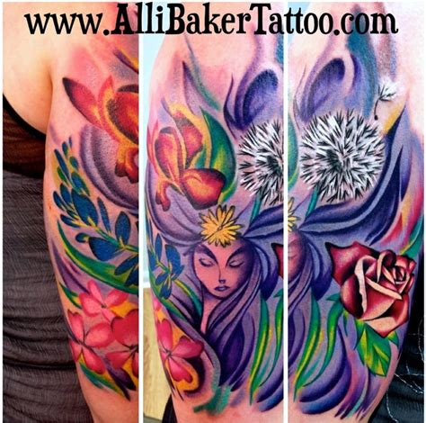 baker tattoos tattoos alli baker tattoos