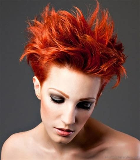 Hairstyles Color by 70 Colored Funky Hairstyle For
