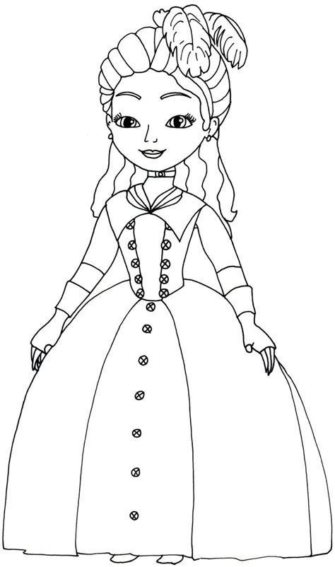 17 best sofia the first coloring page images on pinterest 17 best sofia the first coloring page images on pinterest