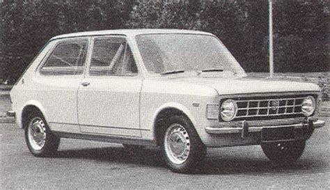 lada design anni 70 zastava 101 prototype vintage vehicle fiat