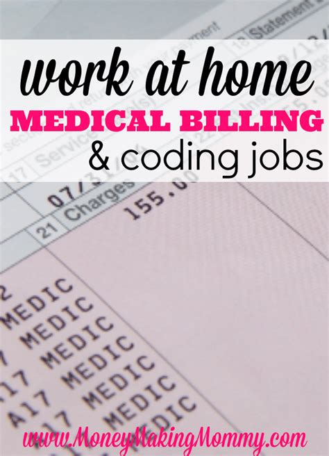 billing and coding from home