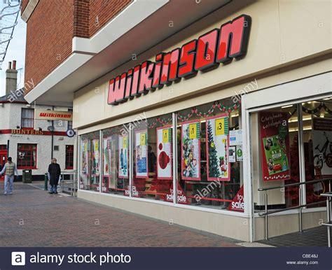 wilkinson department store shop  sittingbourne high