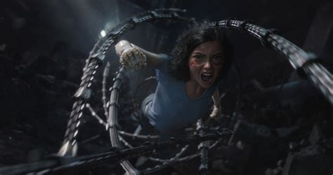 jackie earle haley alita battle angel alita battle angel trailer debuts online watch now