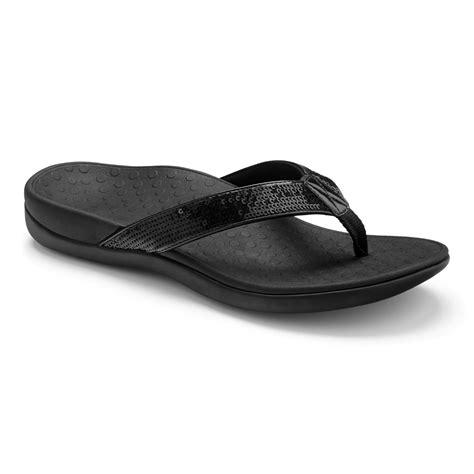 Sandal Glisten Mt vionic tide sequins s sandals w orthaheel