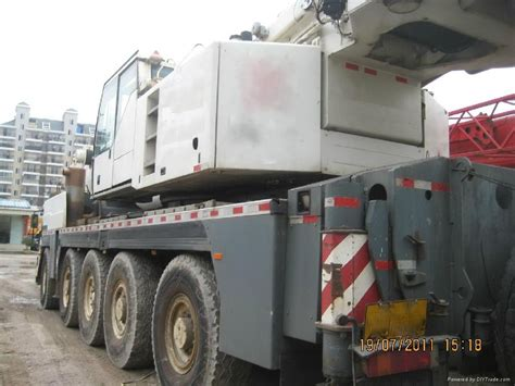 sell ltm1200 used liebherr 200ton mobile truck cranes