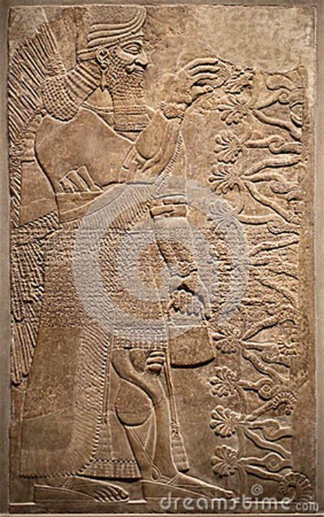 sumerian annunaki stock photo image