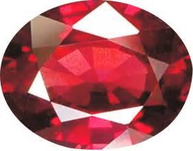 what color is a ruby gem mines gem certified gemstone gem