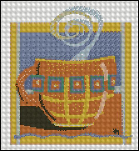 venta online de hilos panda de punto de cruz y graficos gratis cuadros sobre caf 233 14 hilos para bordar dmc rosace