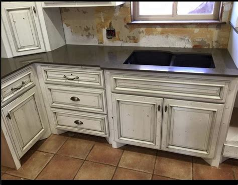 white cabinets with black glaze white cabinets with gray glaze white glazed cabinets minka