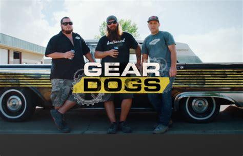 gear dogs tv show tv show kultured customs