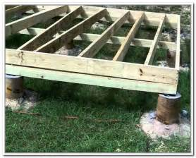 building a storage shed foundation home design ideas