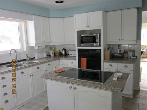 kitchen cabinets repainted kitchen cabinet repainting home design