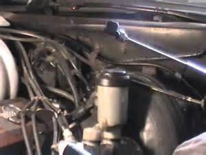 1986 corvette fuel pump relay replace youtube