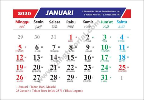 kalender  gratis format cdr   lengkap kangtutorialcom