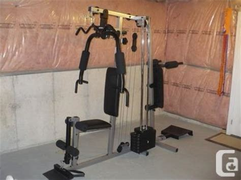 obo weider 1150 personal fitness weight system for sale in