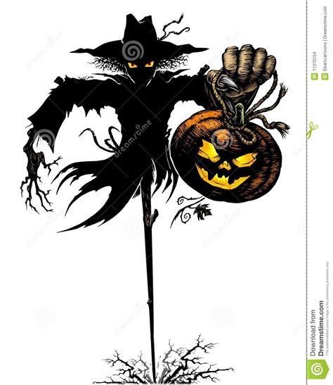 simbolos o imagenes de halloween 万圣节稻草人 库存图片 图片 11370154