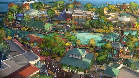 Ranch Blueprints by Disney Springs Announced For Walt Disney World Replacing