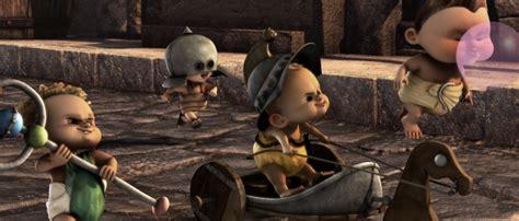 film gladiatori gladiatori di roma baby gladiatori in azione in una scena