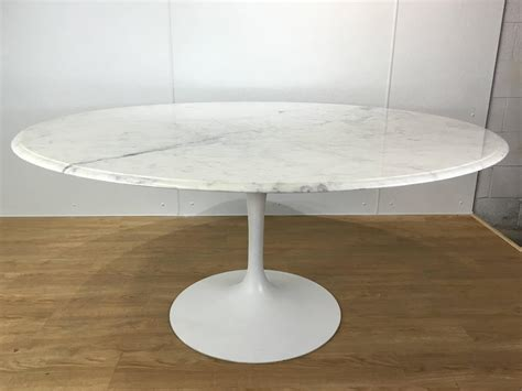 italian marble top tulip dining table at 1stdibs