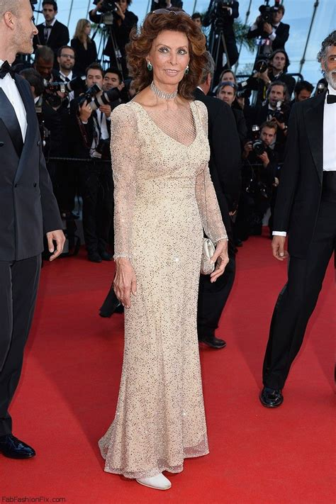 sophia loren cannes 2014 cannes film festival 2014 day 7 fab fashion fix