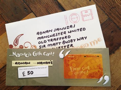 Nandos Gift Card - the best januzajisthetypeofguy jokes after nando s date football burp