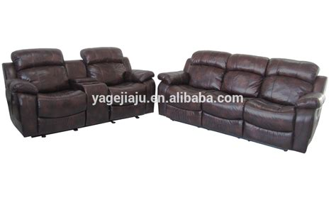 modern design selling lazy boy leather recliner sofa