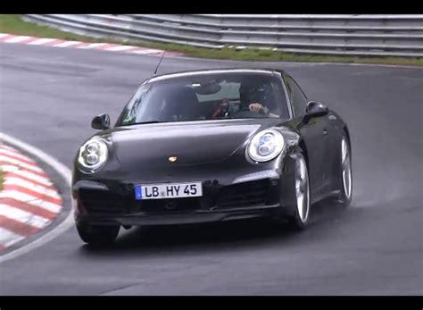 porsche hybrid 911 porsche 911 hybrid prototype spotted