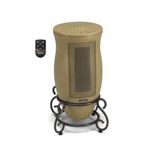 shop lasko 5 115 btu ceramic tower electric space heater
