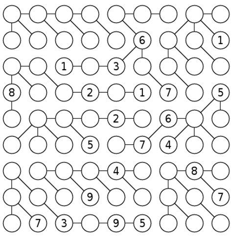 Printable Chain Sudoku Puzzles | sudoku chain no 2