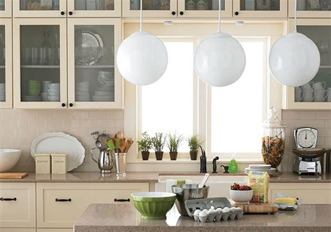Kitchen Cabinet Doors Images Kraftmaid Transitional Kitchen In Off White With Thorton