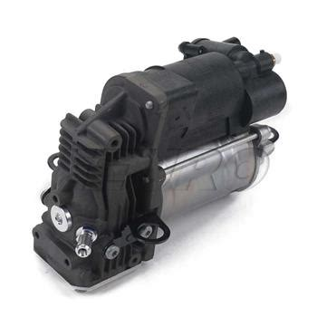 221320170480 genuine mercedes suspension air compressor rebuilt free shipping available
