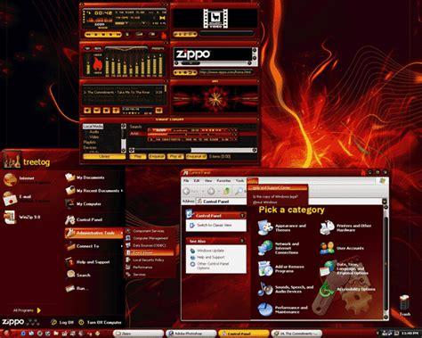 html style themes free themes xp style xp for windows vista theme zippo