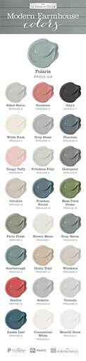 welcoming colors modern farmhouse colors from voice of color fynes