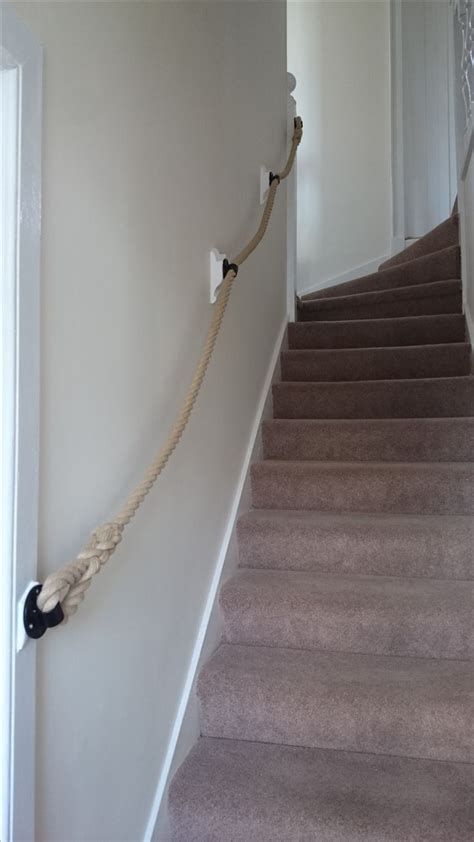 rope banisters for stairs 1000 images about rope banisters for stairs on pinterest